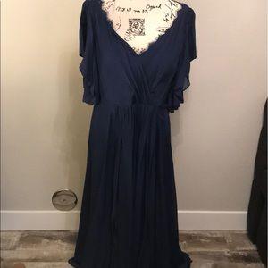 Custom Bridesmaid Dress